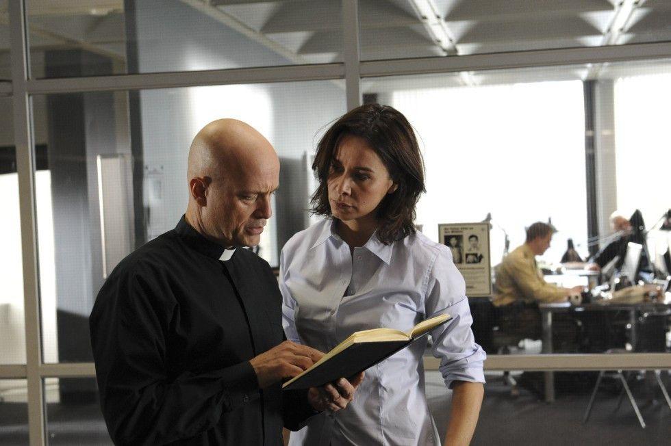 Der Priester und die Kommissarin: Christian Berkel und Katharina Müller-Elmau