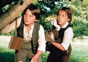 Besser, wir hauen ab!  Huckleberry Finn und Tom Sawyer
