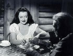 "Bette Davis in ""Der Stachel des Bösen"""