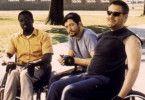 Glotzt nicht so blöde! Die Rollstühle sind echt!  Wesley Snipes, Eric Stoltz und William Forsythe  (v.l.)