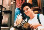 Justin Pierce als jugendlicher Comic-Fan