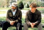 Wer ist Rebell und wer ist Pädagoge? Robin Williams (l.) und Matt Damon