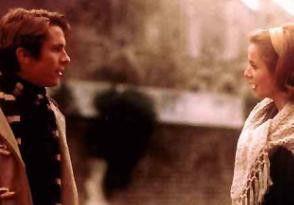 Und jetzt ab ins Bett! Emily Watson und Christian  Bale