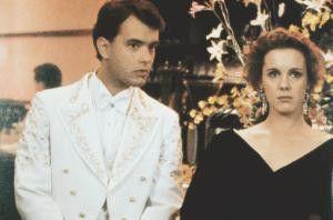 Bich ich zu groß? Tom Hanks und Elizabeth Perkins