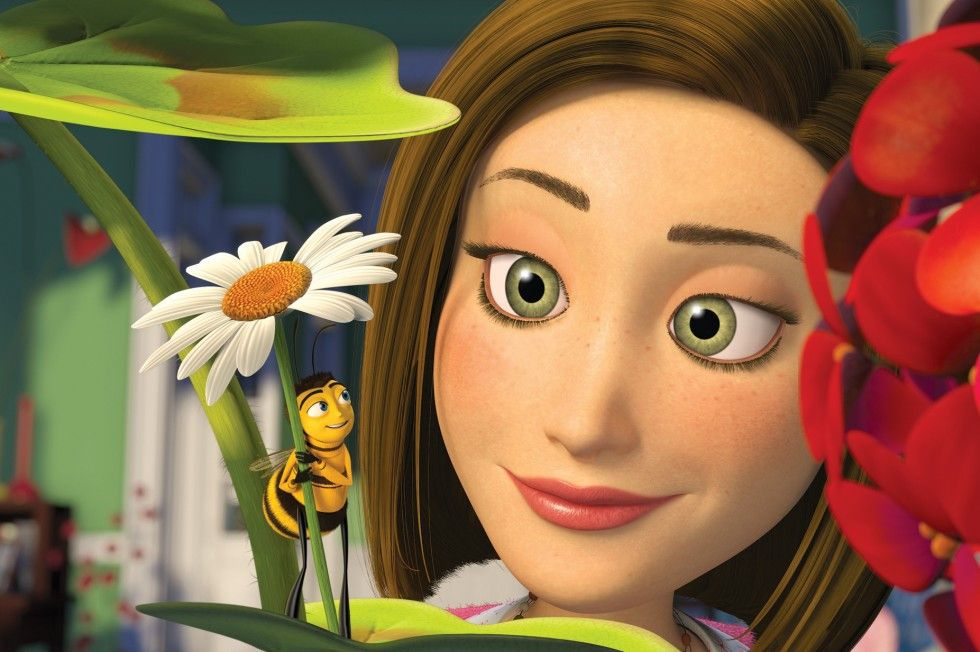 Wer ist hier die flotte Biene?