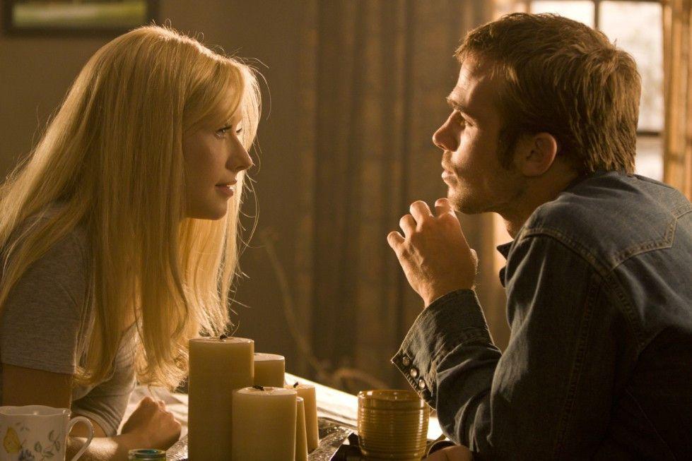 Angestrengtes Nachdenken: Christina Aguilera und Cam Gigandet