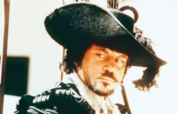 Hat was gegen Richelieu - Oliver Reed als Musketier Athos