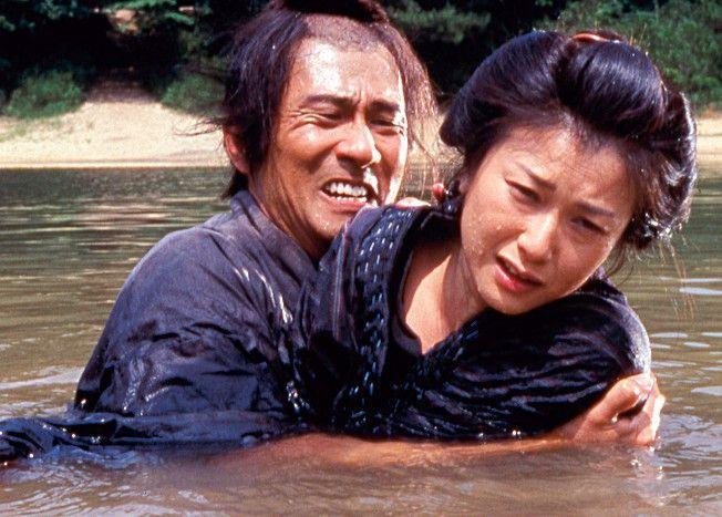 Große Liebe: Kiichi Nakai und Miki Nakatani