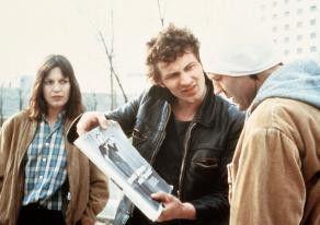 Das bin ja ich! Bruno Ganz (r.) mit Angela Winkler und Heinz Hoenig