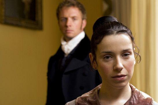 Anne (Sally Hawkins) bereut ihre Entscheidung, Frederick Wentworths (Rupert Penry-Jones) nicht geheiratet zu haben