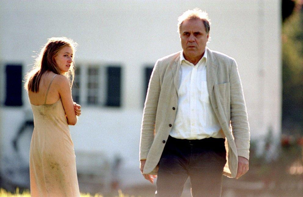 Lene (Johanna Wokalek) und ihr Vater Lukas (Josef Bierbichler)