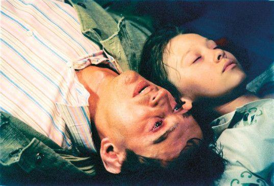 Alles so weit o.k.? Konstantin Chabenski mit Dima Martynow