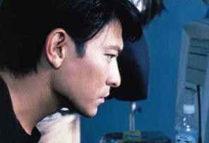 Was sehen meine müden Augen da? Andy Lau  ermittelt