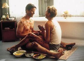 So was nennst du also langweilig? Charlize Theron  und Keanu Reeves