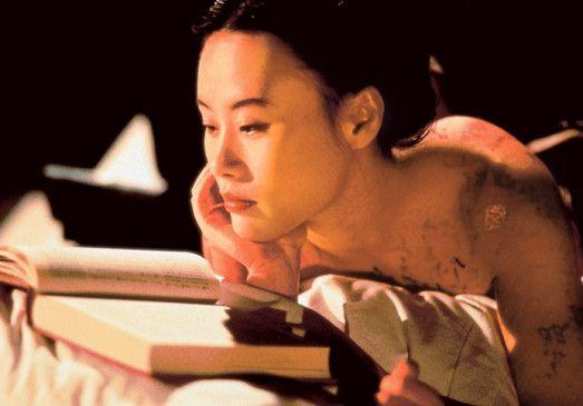 Das Buch ist wirklich toll! Vivian Wu als Leseratte
