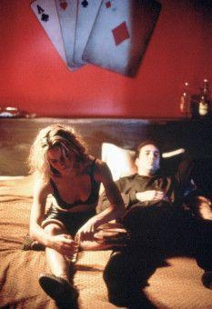 Das einsame Callgirl Sera (Elisabeth Shue) sorgt sich leidenschaftlich um den lebensmüden Alkoholiker Ben (Nicolas Cage).