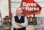 """Moderiert """"Bares für Rares"""": Horst Lichter."""