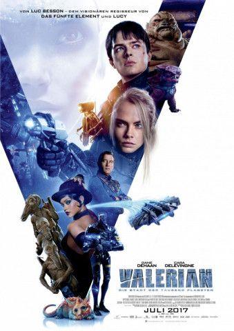 """Mit """"Valerian - Die Stadt der Tausend Planeten"""" erfüllte sich Regisseur Luc Besson einen Lebenstraum."""