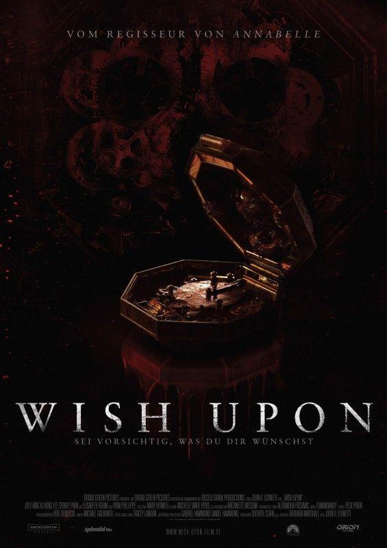 """In """"Wish Upon"""" bleiben leider recht viele Wünsche offen ..."""