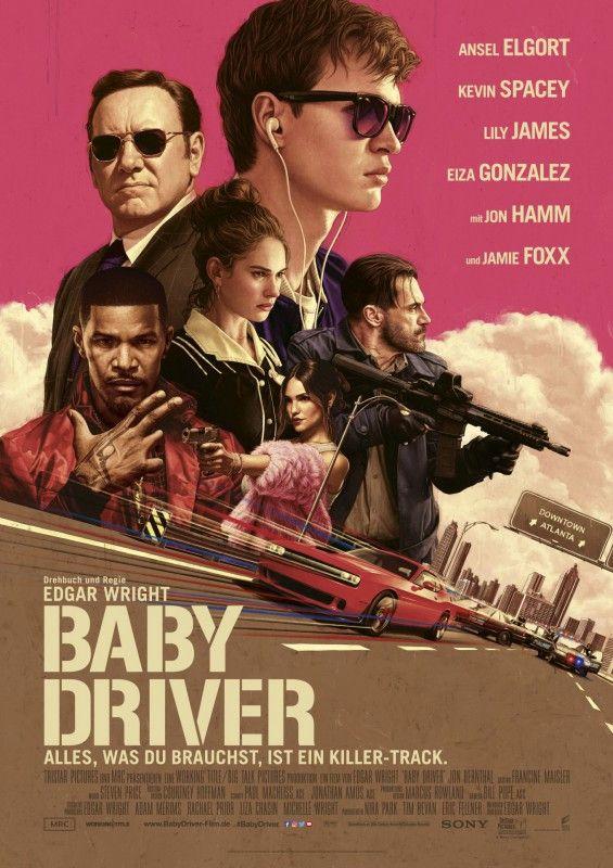 """""""Baby Driver"""" führt eindrucksvoll vor Augen und Ohren, wie wichtig ein guter Soundtrack sein kann."""