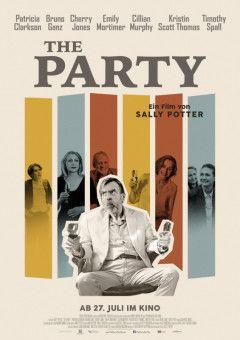 """Großartiges Esemblestück: """"The Party"""" startet in den deutschen Kinos."""