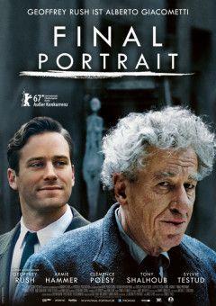 """""""Final Portrait"""" wird zum Schaulaufen des brillanten Schauspielers Geoffrey Rush. Der Film feierte seine deutsche Premiere auf der Berlinale."""