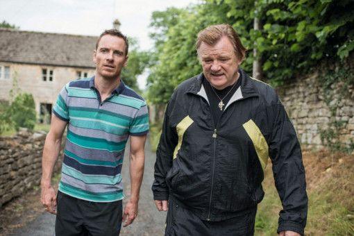 Zwischen Vater (Brendan Gleeson, rechts) und Sohn (Michael Fassbender) bahnt sich ein Konflikt an. Ein unlösbarer?