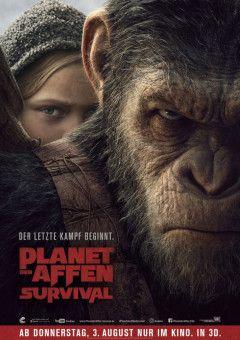 """""""Planet der Affen: Survival"""" erzählt die düstere Neuauflage des Klassikers weiter."""