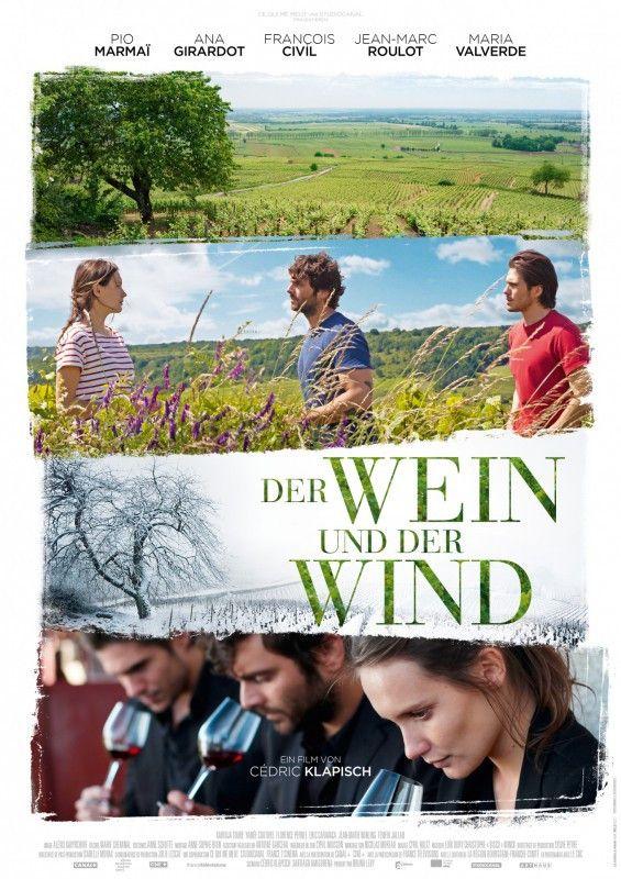 """Der Familienfilm """"Der Wein und der Wind"""" versetzt faszinierend und charmant in die Welt und das Milieu burgundischer Winzer."""