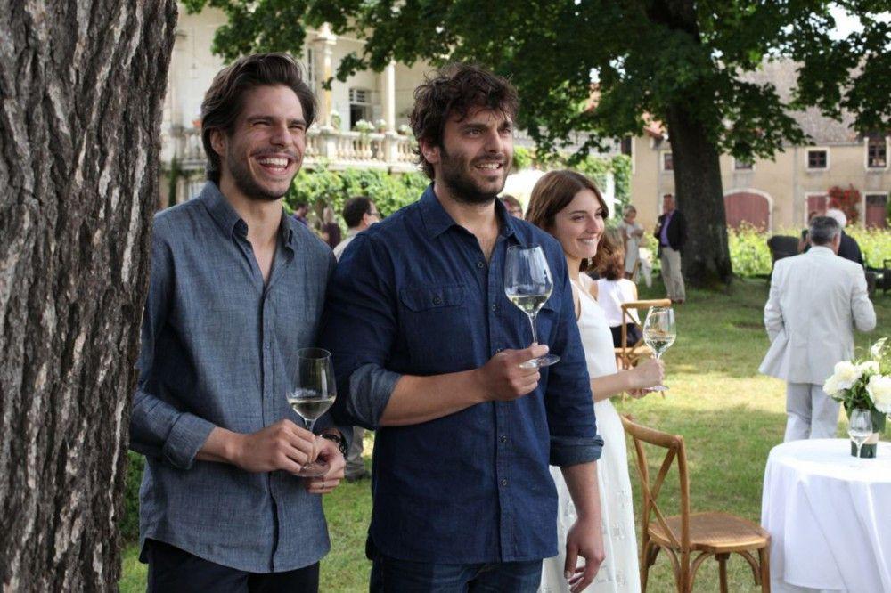 Es dauert eine ganze Weile, bis Jérémie (François Civil) und der aus Australien zurückgekehrte Jean (Pio Marmai, rechts) wieder zusammen Spaß haben.