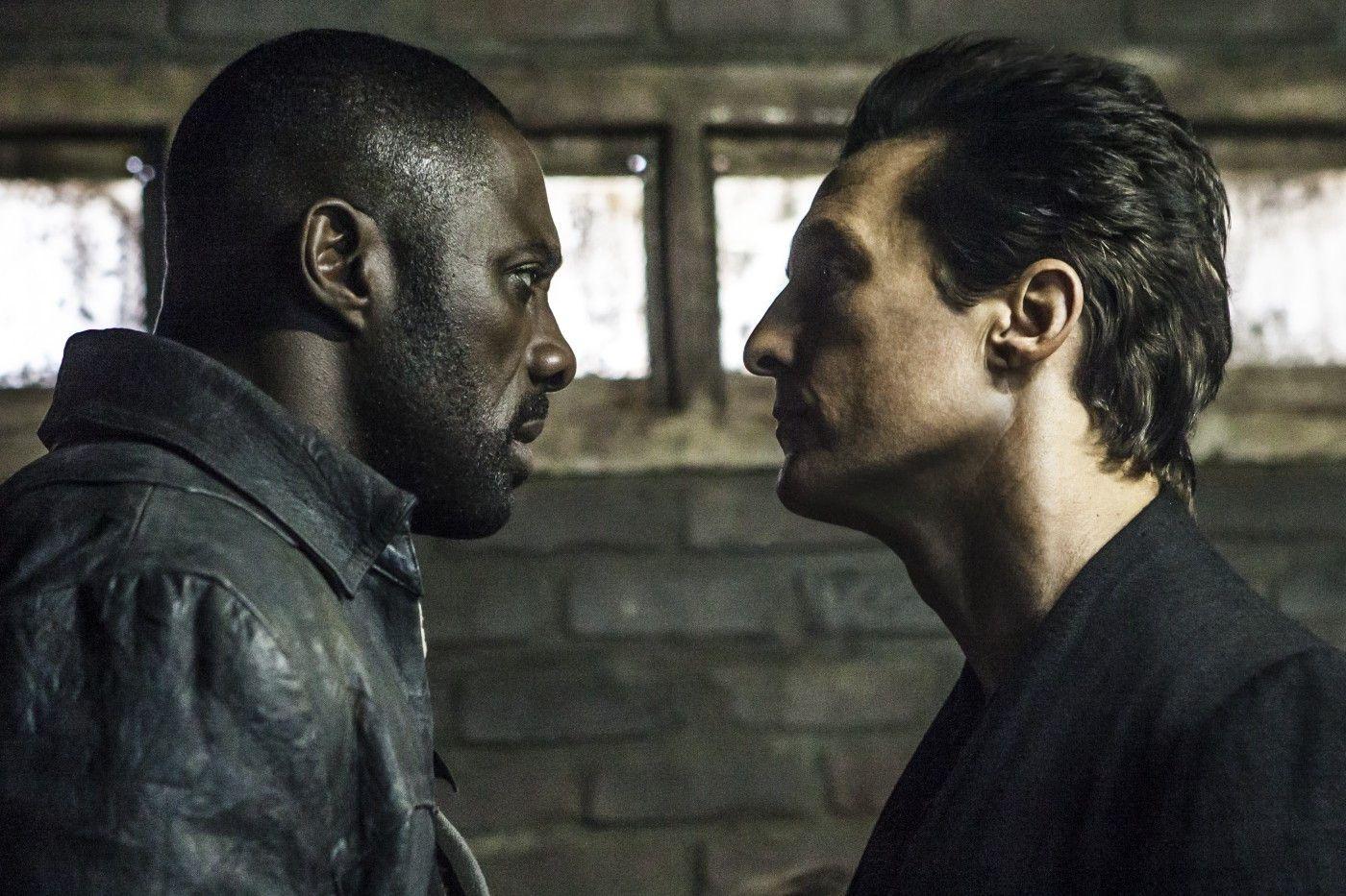 """Der Revolvermann und der Mann in Schwarz sind die Gegenspieler in Stephen Kings """"Der dunkle Turm""""."""