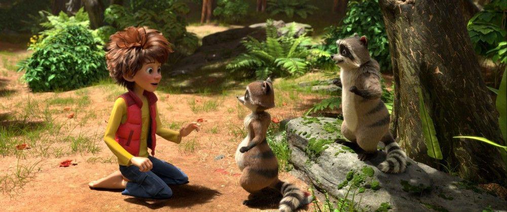 Adam entdeckt, dass er mit Tieren sprechen kann.