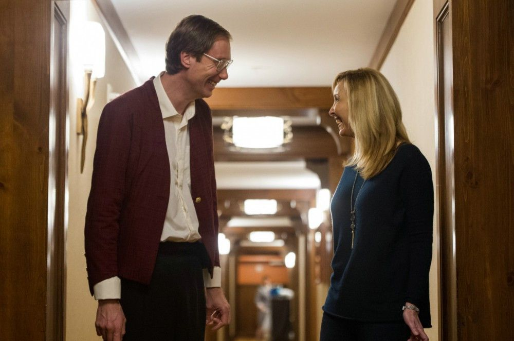 Walter (Stephen Merchant) hat Bina (Lisa Kudrow) missverstanden: Er dachte, sie mache ihm ein erotisches Angebot.