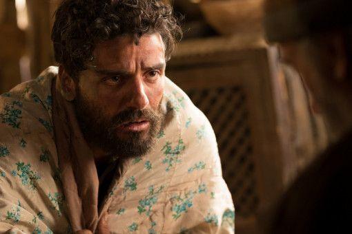 Oscar Isaac kann sich reinlehnen wie er will, trotz einer guten darstellerischen Leistung kratzt der Film die Kurve nicht.