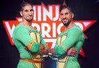 """Sie treten in der ersten Folge der zweiten Staffel von """"Ninja Warrior Germany"""" an: Soubhi (l.) und Sabri Kabdani."""