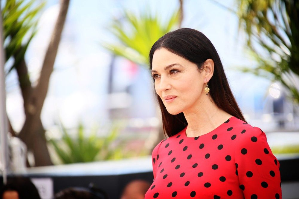"<p><b>Schauspielerin</b>: Monica Bellucci</p>  <p><b>Rolle</b>: Lucia Sciarra</p> <p><b>Film</b>: ""James Bond 007 - Spectre""</p>"