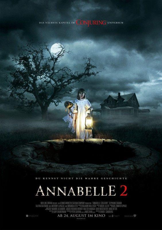 """""""Annabelle 2"""" ist zwar um einiges besser als sein Vorgänger, beizeiten ist der Horrorfilm aber zu aufdringlich."""