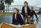 Wo ist denn das Huhn? Die Kinder unterwegs auf der Weser