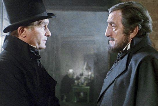 Sie werden nie vor mir sicher sein: Michel Bouquet (l.) und Lino Ventura