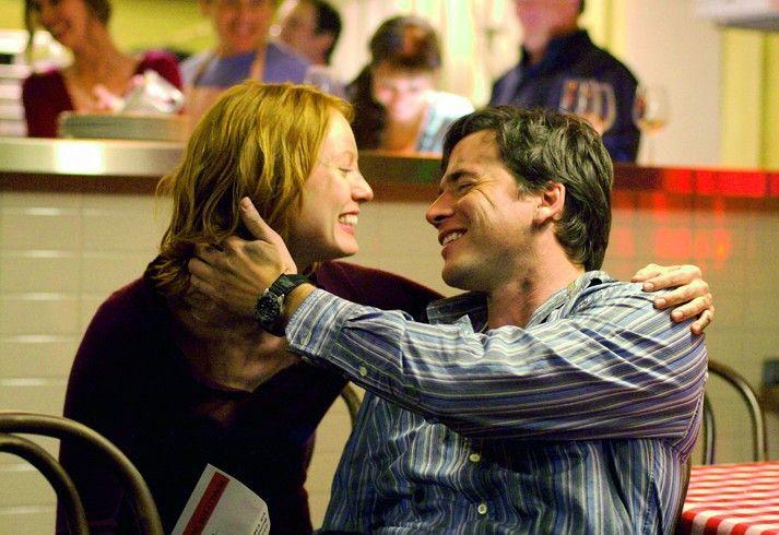 Finden zueinander: Alicia Witt und Matthew Settle