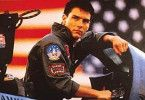 Ich fühl' mich richtig tough! Tom Cruise als  Kampfflieger