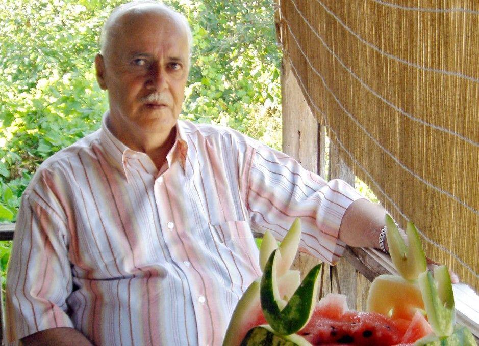 Autor Markus Vetter hat seinen Vater (Foto) in der Türkei besucht