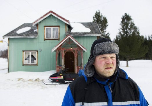 Allein in Norwegen? Anders Baasmo Christiansen