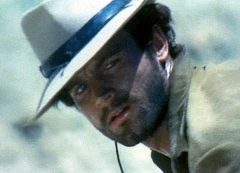 Wenn er noch lebt, wird er bald sterben! Terence Hill als Django