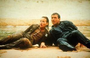 Ganz schön mächtig, so eine Atomexplosion: Samantha Mathis und Christian Slater
