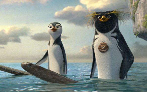 Wann kommt denn endlich die Welle ... Cody (r.) und Lani müssen warten