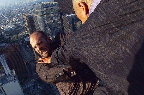 Ziemlich kranke Situation: Jason Statham