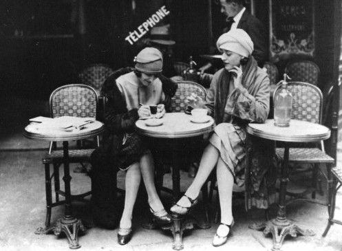 Paris in den Zwanzigern - die Freiheit zu leben und zu lieben