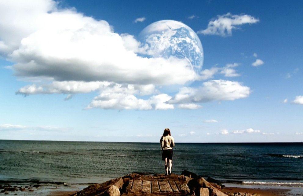 Faszinierend: Blick auf Erde zwei