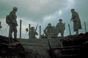 Totentanz am Schützengraben